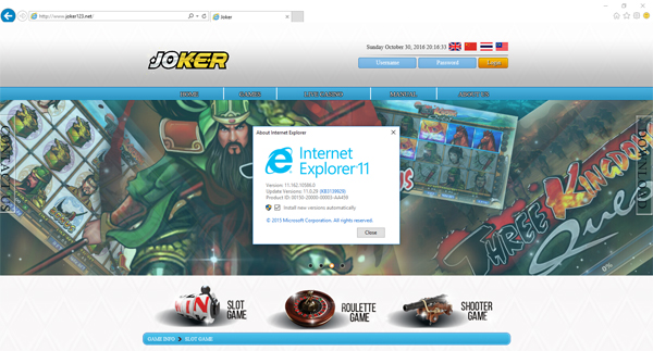 joker123-di-internet-explorer