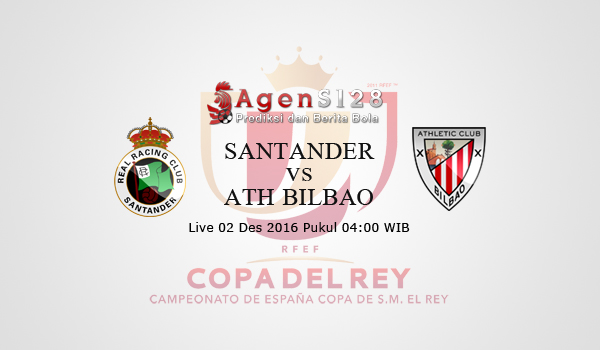 Prediksi Skor Racing Santander vs Athletic Bilbao 02 Des 2016