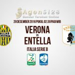 Prediksi Skor Hellas Verona vs Virtus Entella 20 Des 2016